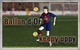 Balon d'Or keepy uppy